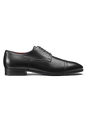 12a2bb8f458 Santoni - Garcia Leather Tassel Loafers - saks.com
