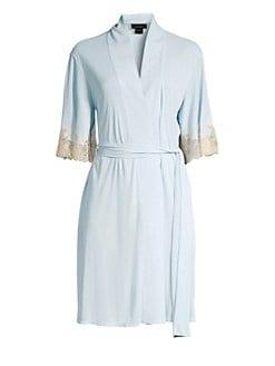 75125a4735 QUICK VIEW. Natori. Enchant Bridal Wrap Robe