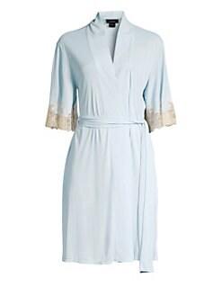 cc5b936d77 Women s Apparel - Lingerie   Sleepwear - Robes   Caftans - saks.com
