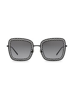 714a155758f Dolce   Gabbana. 52MM Square Lattice Sunglasses