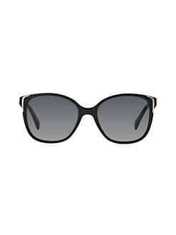 e0dd5c5c65e QUICK VIEW. Prada. 55MM Square Sunglasses