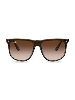 f0e424824e Product image. QUICK VIEW. Ray-Ban. 55MM Square Havana Sunglasses
