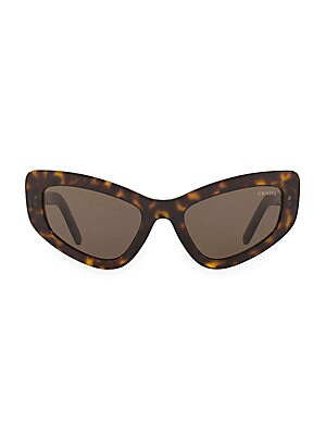 db70d872a1 Prada - 55mm Baroque Round Sunglasses - saks.com