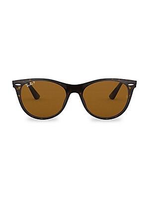 349f2c228f Ray-Ban - Vintage Oversized Round Jackie Ohh Sunglasses - saks.com