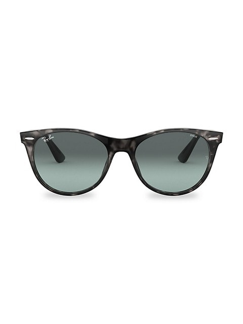 RB2185 55MM Polarized Wayfarer Sunglasses