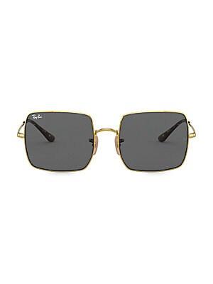 28b213c14b95 Versace - 138MM Baroque Square Shield Sunglasses - saks.com