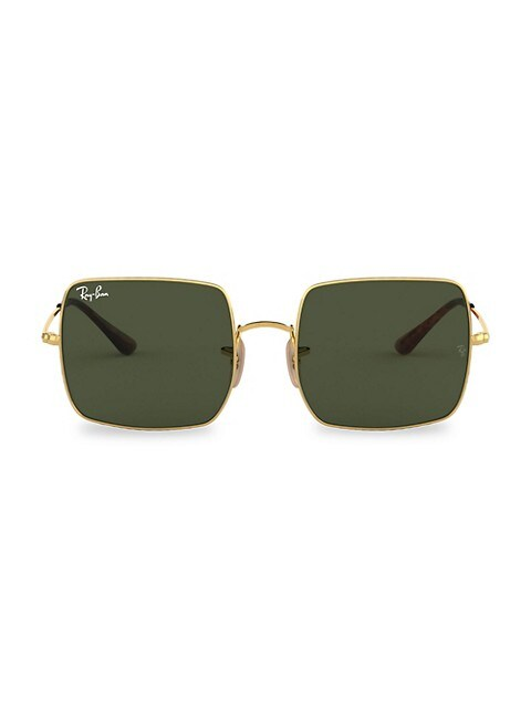 RB1971 54MM Square Aviator Sunglasses