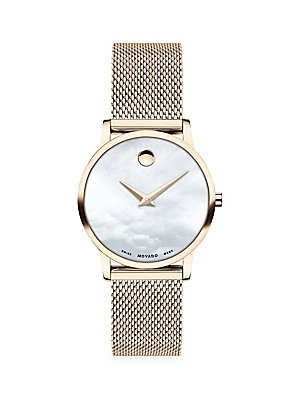 Museum Classic Bracelet Watch by Movado