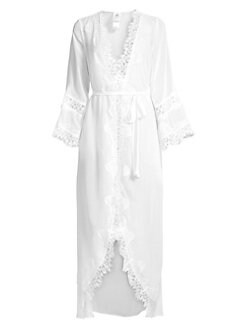 0c73653be29 Women s Apparel - Lingerie   Sleepwear - Robes   Caftans - saks.com