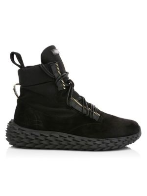 ceb3944ec0984 Vince - Vince Fynn Leather High-Top Sneakers - saks.com
