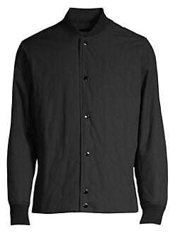 1c58dd0a2d5 Rag   Bone. Focus Quilted Bomber Jacket