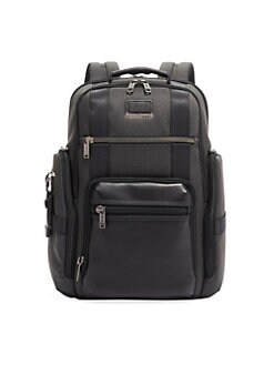 f7ed302d10b Tumi. Alpha Bravo Sheppard Deluxe Backpack
