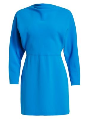 A.l.c Dresses Marin Crepe Mini Dress