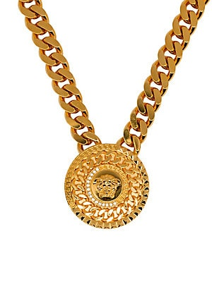 a2134b849d242 Versace Necklace | saks.com