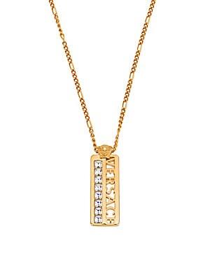 a7ff63f6fc6fa Versace Necklace | saks.com