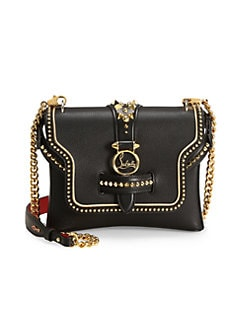 5d56f340d5a Small Rubylou Dallas Studded Leather Shoulder Bag BLACK. QUICK VIEW.  Product image. QUICK VIEW. Christian Louboutin