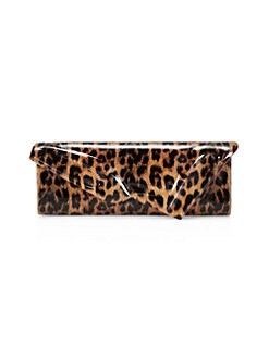 4c5caf216a NEW. So Kate Patent Leather Baguette Clutch GOLD. QUICK VIEW. Product image