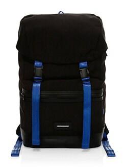 d673fc4c75 Uri Minkoff. Collosseum Nylon Backpack