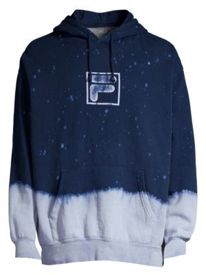 Fila Splatter Dip Dye Sweatshirt