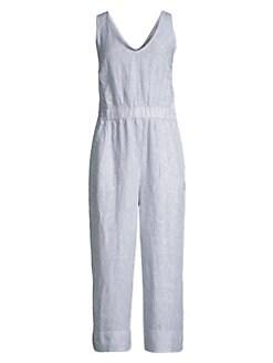 dc1592c0b8a Stateside. Solid Linen Jumpsuit