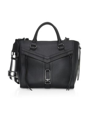 Botkier Bags Trigger Leather Satchel