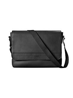 Product image. QUICK VIEW. Shinola. Slim Leather Messenger Bag 8bab5ae455205