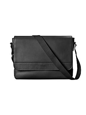 023625ca3011 Michael Kors - Grain Leather Messenger Bag - saks.com
