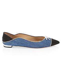 807aa0983eed Women s Pointy-Toe Flats