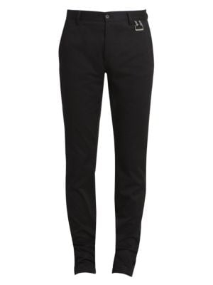 Givenchy Slim Stretch Cotton Chinos
