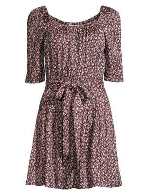 Rebecca Taylor Dresses Francesca Floral Dress