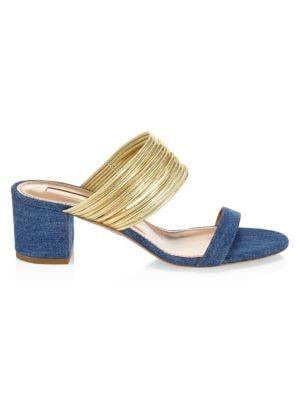 get online best value classic style Nicholas Kirkwood - Mia Faux Pearl Suede Sandals - saks.com