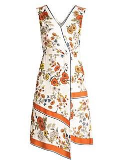 71683a7c7d9 QUICK VIEW. Elie Tahari. Janele Floral Asymmetric Dress