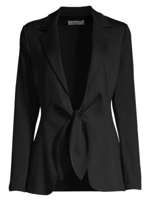 Bailey 44 Mary Jane Tie Front Jacket