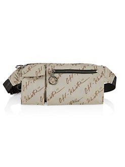 d623f4cae499 QUICK VIEW. Off-White. Jacquard Belt Bag