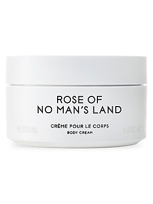 Image of Byredo extends its Rose of No Man's Land collection by launching body care productsIt is like a soothing balm, a sophisticated elegance that envelops the skin and strengthens the backbone. Turkish rose petals open optimistically one by one, and the perfec