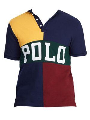 Polo Ralph Lauren Basic Mesh Polo