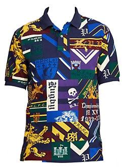 50dc4bf2d Polo Shirts For Men | Saks.com