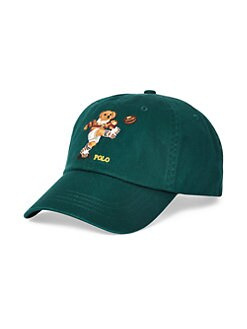 26278887 QUICK VIEW. Polo Ralph Lauren. Chino Logo Embroidered Baseball Cap
