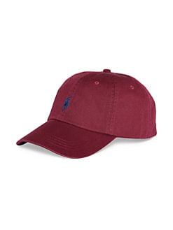 9453c4138 QUICK VIEW. Polo Ralph Lauren. Chino Logo Embroidered Baseball Cap