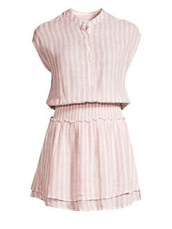 3fa9441f205 Rails. Angelina Striped Blouson Dress