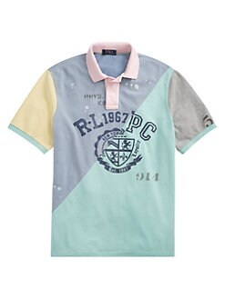 16367e74 Product image. QUICK VIEW. Polo Ralph Lauren. Classic Fit Mesh Polo Shirt
