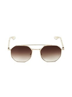 058a4ba808b Barton Perreira. 55MM Navigator Sunglasses