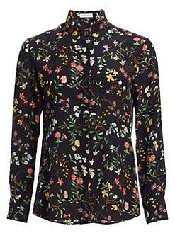 55de3e79 Tops For Women: Blouses, Shirts & More | Saks.com