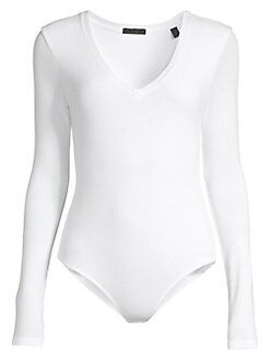 985e3baa0df1 ATM Anthony Thomas Melillo | Women's Apparel - Tops - Bodysuits ...