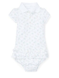d2b4c7b30b0 Baby Girl s Printed Cotton Dress WHITE MULTI. QUICK VIEW. Product image