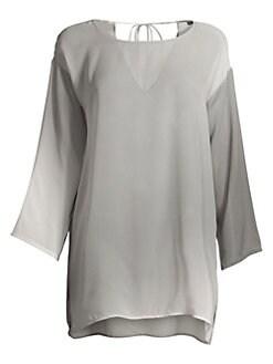 dfbc00265 Tops For Women: Blouses, Shirts & More | Saks.com