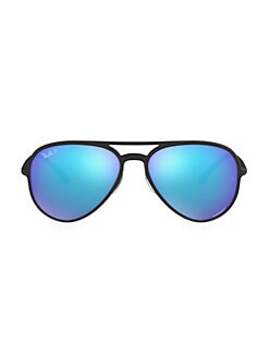 fdb83c10ed QUICK VIEW. Ray-Ban. Mirrored Aviator Sunglasses