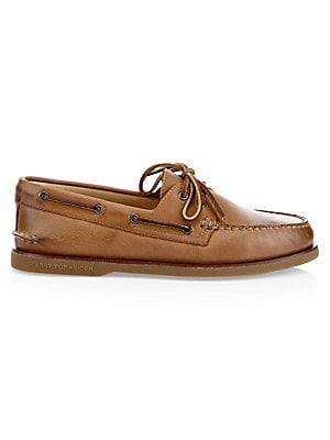 c58459cf717 Sperry - Gold Cup Authentic Original Burnished Leather Boat Shoes