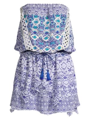 Ramy Brook Salima Print Dress