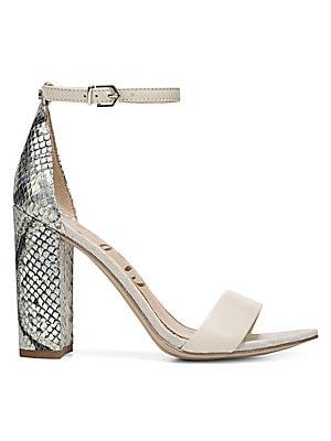 Yaro Ankle Strap Sandals by Sam Edelman